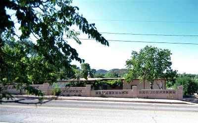 Single Family Home Pending: 1116 Cerro Gordo