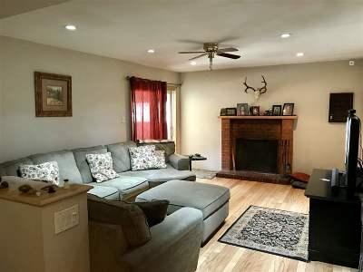 Santa Fe Single Family Home For Sale: 2909 Siringo Rd