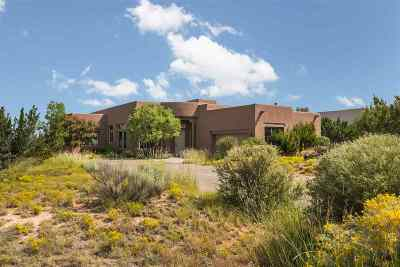 Santa Fe Single Family Home For Sale: 109 East Chili Line Road