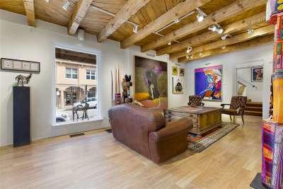Santa Fe Commercial For Sale: 143 Lincoln Avenue