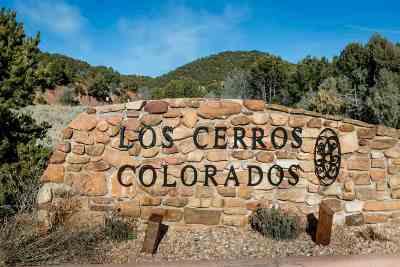 Santa Fe Residential Lots & Land For Sale: 1973 Cerros Colorados Lot 110