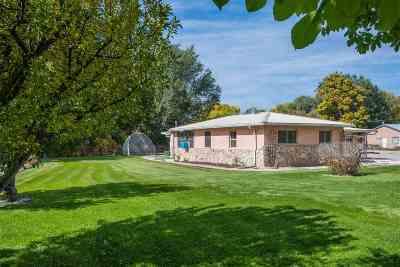Espanola Single Family Home For Sale: 714 S McCurdy Road