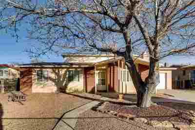 Santa Fe Single Family Home For Sale: 2433 Avenida De Las Estrellas