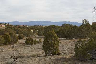Santa Fe NM Residential Lots & Land For Sale: $49,000