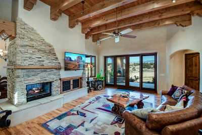Santa Fe Single Family Home For Sale: 7 Plaza Molleno