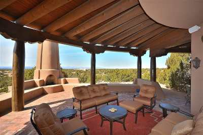 Las Campanas Single Family Home For Sale: 71 Graythorn Dr