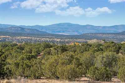 Las Campanas Single Family Home For Sale: 13 Canyon Vista Court Lot 511