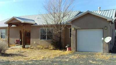 Santa Fe Single Family Home For Sale: 19 Rael Lane