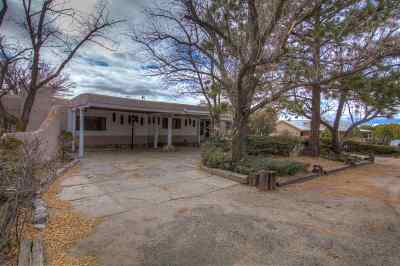 Santa Fe Single Family Home For Sale: 2108 Fort Union