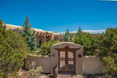 Las Campanas Single Family Home For Sale: 3 Sunflower Drive