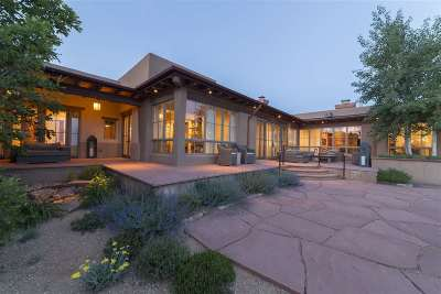 Las Campanas Single Family Home For Sale: 150 Paseo Aragon