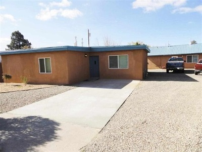 Santa Fe Single Family Home For Sale: 2521 Rancho Siringo