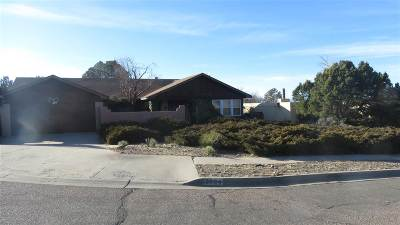 Santa Fe Single Family Home For Sale: 2204 Vela Street