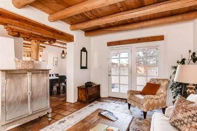 Santa Fe Condo/Townhouse For Sale: 334 Otero Unit 11-1 #11-1