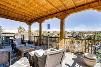 Santa Fe Single Family Home For Sale: 4429 Blue Juniper Loop