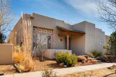 Santa Fe Single Family Home For Sale: 20 Brilliant Sky Dr