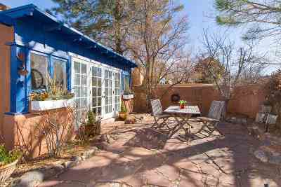 Santa Fe Single Family Home For Sale: 129 W Berger