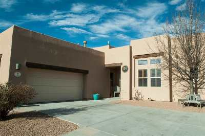 Santa Fe Single Family Home For Sale: 18 Withers Peak