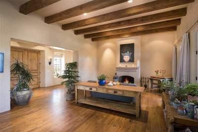 Santa Fe Single Family Home For Sale: 34 Laughing Horse Lane