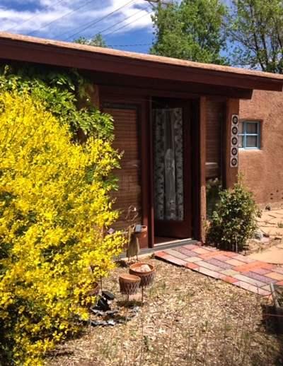 Santa Fe NM Single Family Home For Sale: $277,000