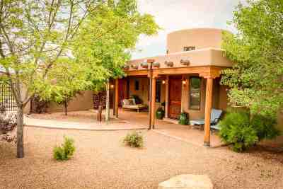 Santa Fe NM Single Family Home For Sale: $795,000