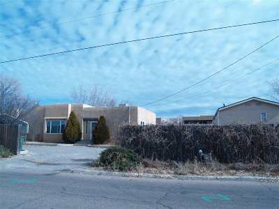 Santa Fe NM Single Family Home For Sale: $350,000