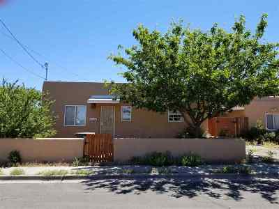 Santa Fe NM Condo/Townhouse For Sale: $250,000