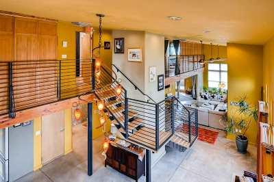 Santa Fe Condo/Townhouse For Sale: 1012 Marquez Place #302