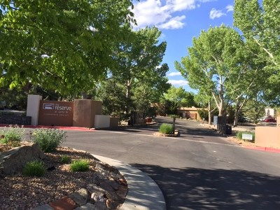 Santa Fe NM Condo/Townhouse For Sale: $143,000