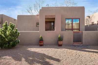 Santa Fe Condo/Townhouse For Sale: 604-D Sunset Street