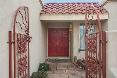 Santa Fe Single Family Home For Sale: 2171 Candelero