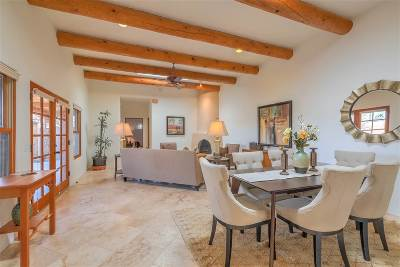 Santa Fe Single Family Home For Sale: 27 Centaurus Ranch Rd