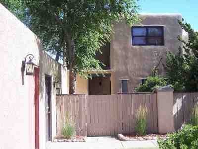 Santa Fe Condo/Townhouse For Sale: 2939 Plaza Azul