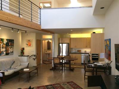 Santa Fe Condo/Townhouse For Sale: 1012 Marquez Place #104b