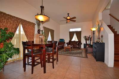 Santa Fe Single Family Home For Sale: 4187 Big Sky