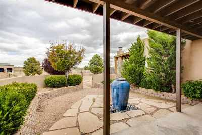 Santa Fe Single Family Home For Sale: 35 Vista Alondra