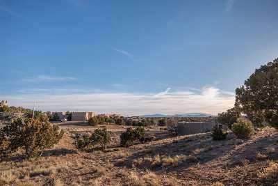 Santa Fe Residential Lots & Land For Sale: 3025 Governor Lindsey