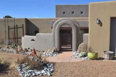 Santa Fe Single Family Home For Sale: 131 Vaquero Road