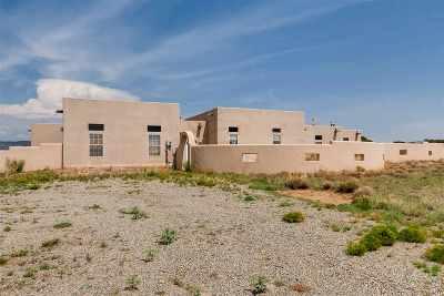 Lamy Single Family Home For Sale: 6 Loretto Trail