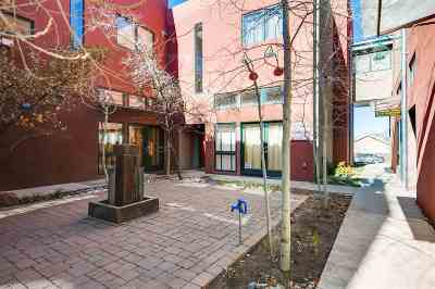 Santa Fe Condo/Townhouse For Sale: 1190 Harrison #4