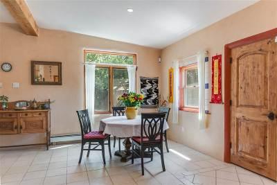 Santa Fe Single Family Home For Sale: 1294 Lejano Lane