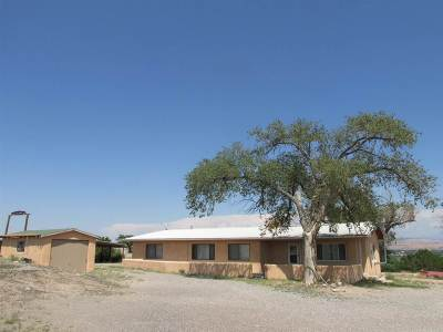Espanola Single Family Home For Sale: 1611 Paseo De Onate