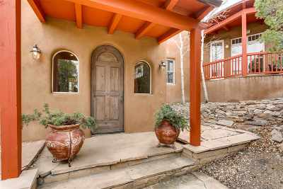 Santa Fe Single Family Home For Sale: 1202 Sierra Del Este