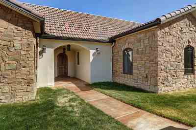 Santa Fe Single Family Home For Sale: 27 Nm State Road 503