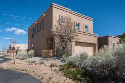 Santa Fe Single Family Home For Sale: 4232 Entrada Sonata