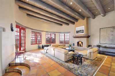 Santa Fe Single Family Home For Sale: 22 Vuelta Chamisa