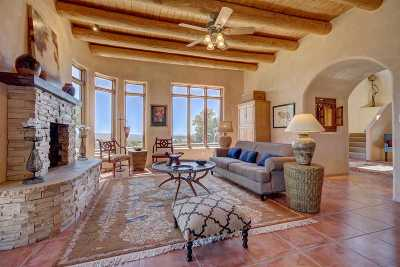 Santa Fe Single Family Home For Sale: 31 Calle Del Barrio