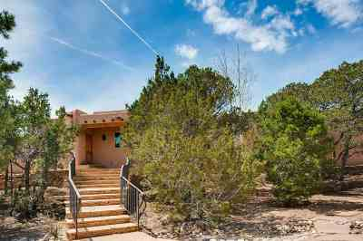 Santa Fe Single Family Home For Sale: 804 Calle David
