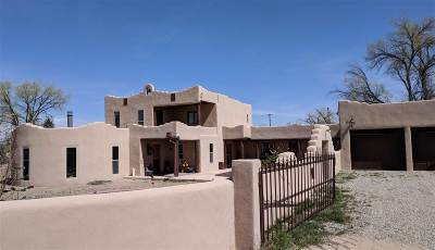 Rio Arriba County Single Family Home For Sale: 10 Private Drive 1133