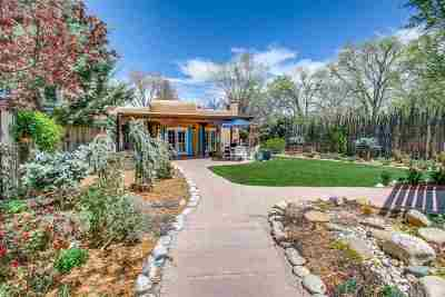Santa Fe NM Condo/Townhouse For Sale: $1,395,000